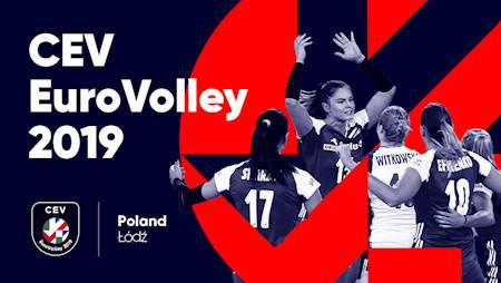 Wyjazd na Mistrzostwa Europy Siatkówki Kobiet w Łodzi