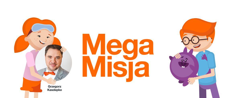 MegaMisja, czyli cyfrowa edukacja  w naszej szkole!