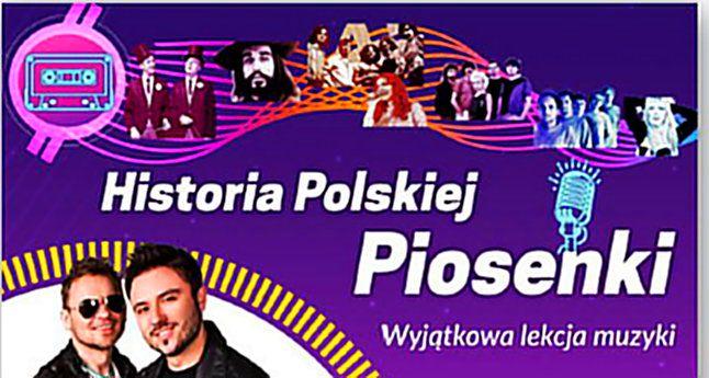 """Projekt edukacji muzycznej """"Historia Polskiej Piosenki"""""""